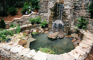 Landscaping in Birmingham – Adding a Water Feature to Your Landscaping