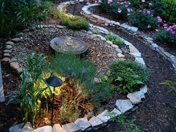Landscaping Birmingham - Using Rocks In Landscaping