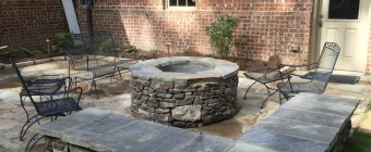 Landscaping In Birmingham - Adding An Outdoor Fire Pit