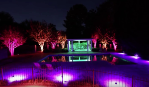 Landscape Lighting Birmingham AL – A Project Feature