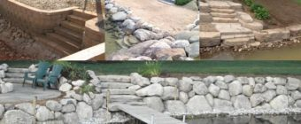 Install / Repair Your Lake Seawall This Season