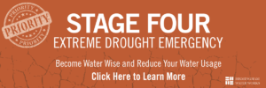 Stage 4 – Extreme Drought Emergency