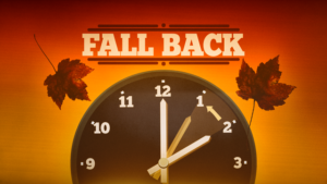 The clock isn't the only thing falling back…check out our lighting offer!